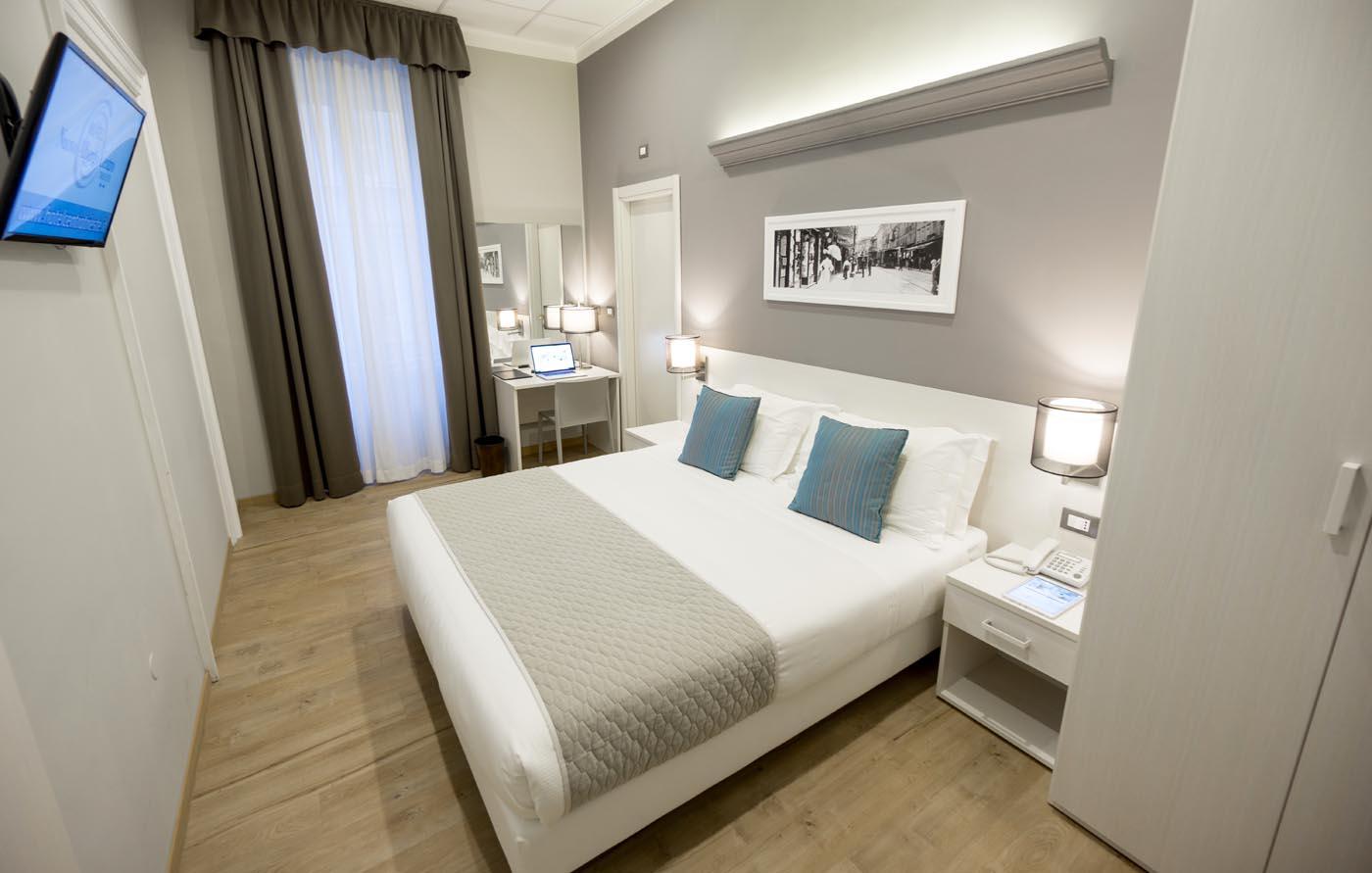 Hotel nuovo albergo centro trieste sito ufficiale for Subito it arredamento trieste
